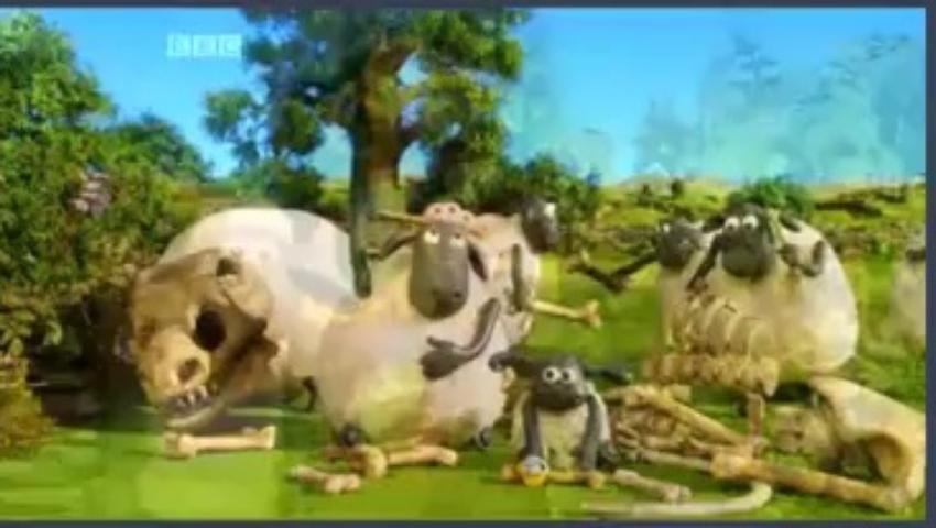 Veselá farma 3x13 - Fosílie