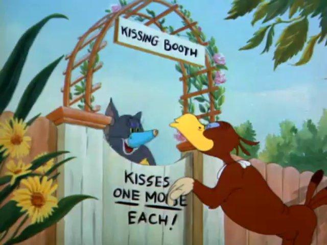 Tom a Jerry #21 - Vták flirtuje