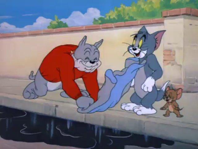 Tom a Jerry #35 - Priatelia