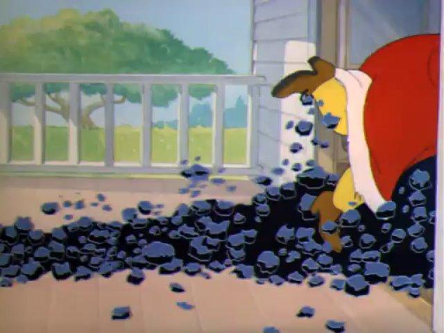 Tom a Jerry #38 - Upratovanie