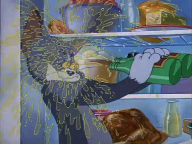 Tom a Jerry #29 - Ospalý tom
