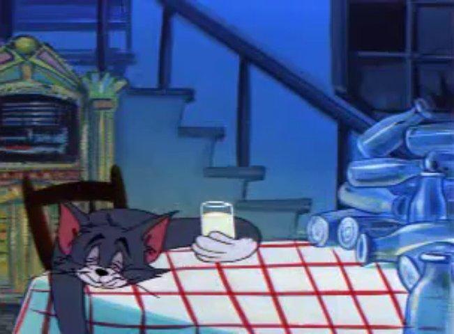 Tom a Jerry #102 - Blues modrej mačky