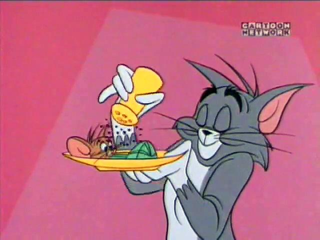 Tom a Jerry #109 - Love me