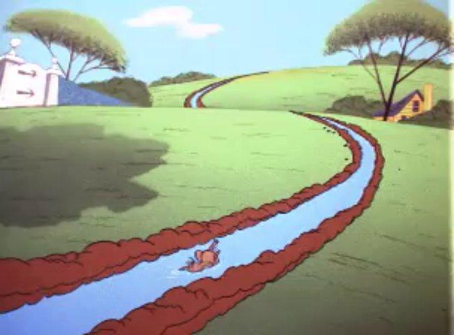 Tom a Jerry #147 - Filet mňau