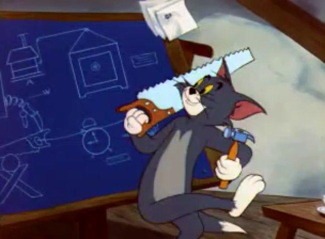 Tom a Jerry #93 - Pasce na Jerryho