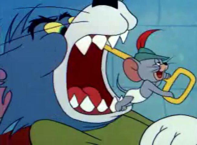 Tom a Jerry #112 - Robin Hood