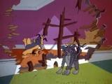 Tom a Jerry #150 - Dvě kočky