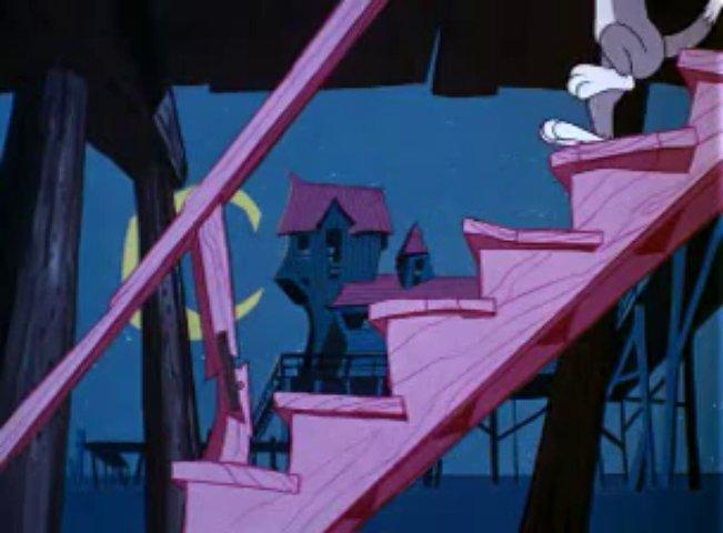 Tom a Jerry #151 - Zrkadlová mačka
