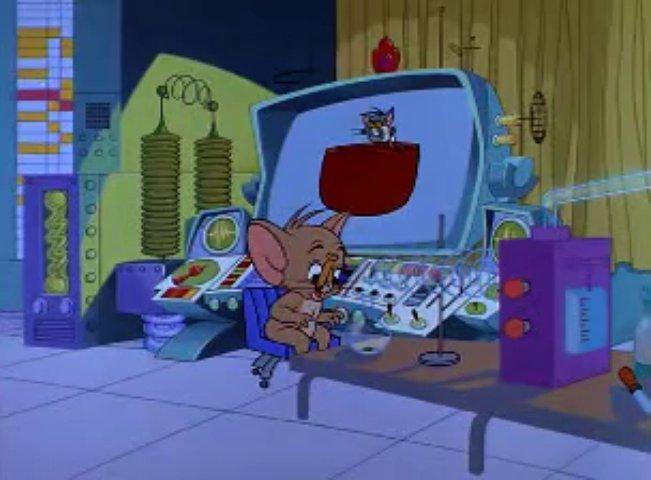 Tom a Jerry #153 - Navádzaná myš