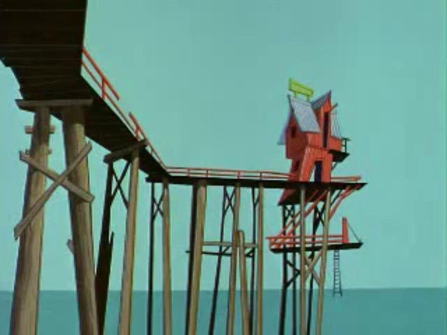 Tom a Jerry #155 - Prístav