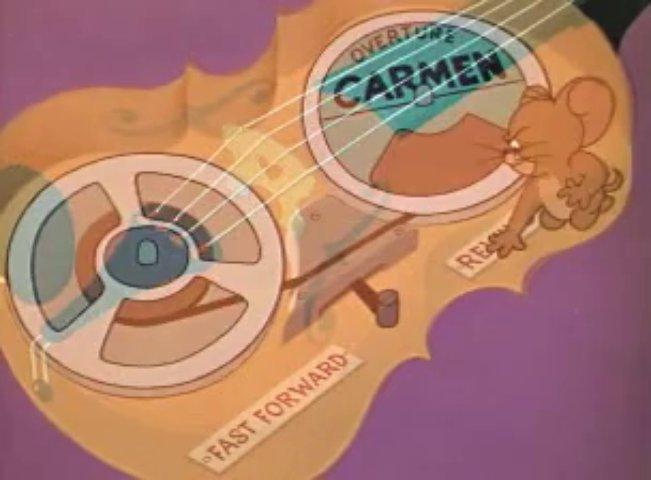 Tom a Jerry #126 - Carmen