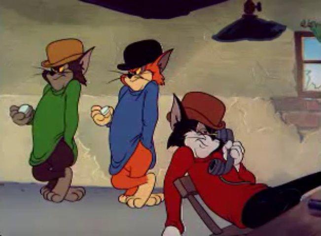 Tom a Jerry #57 - Jerryho bratranec
