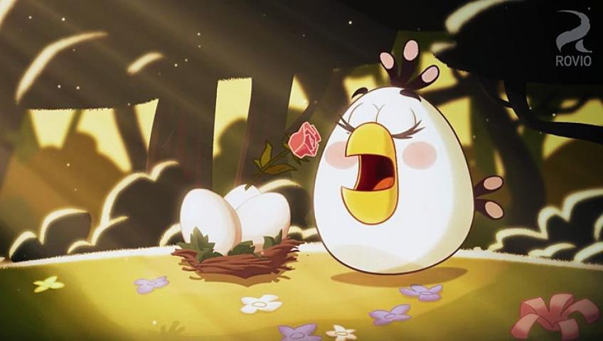 Angry Birds Toons #50 - Operácia Opera