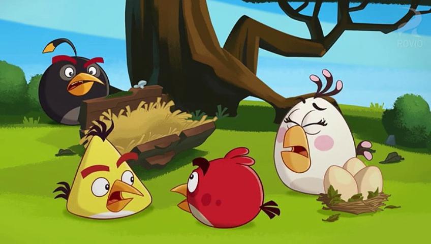 Angry Birds # 42 - Škytavka