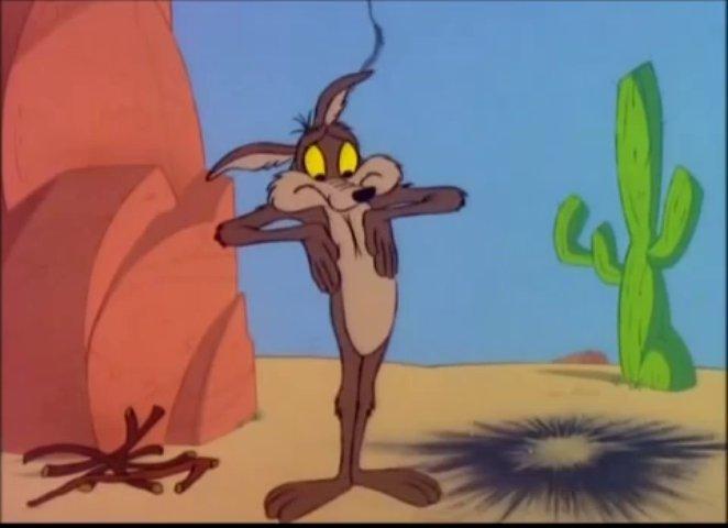 Kojot a Road Runner #43 - Polievka alebo zvuk