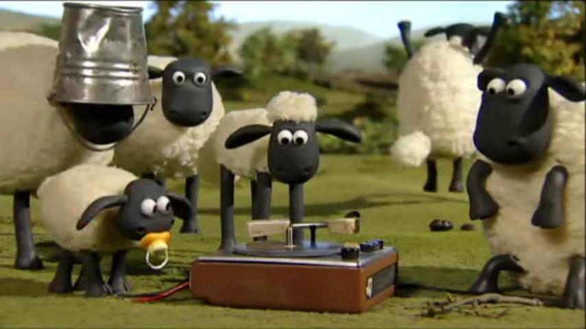 Ovečka Shaun - Sobota večer