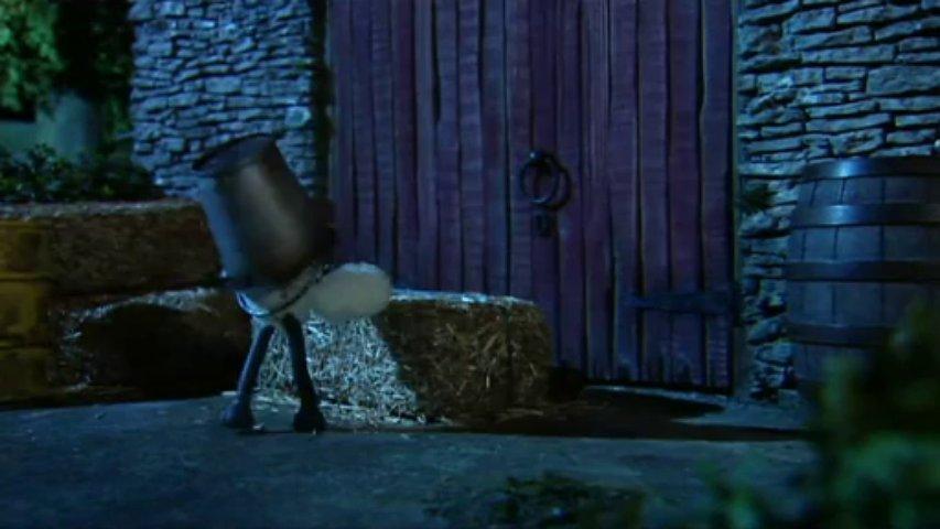 Ovečka Shaun - Námesačné ovečky