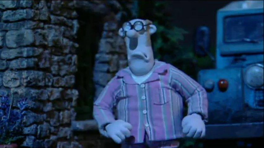 Ovečka Shaun - Spanok