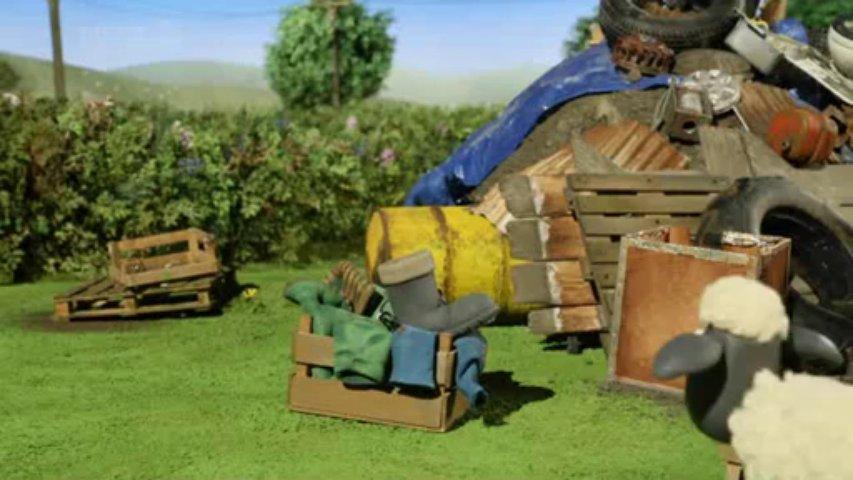 Ovečka Shaun - Dvojité problémy