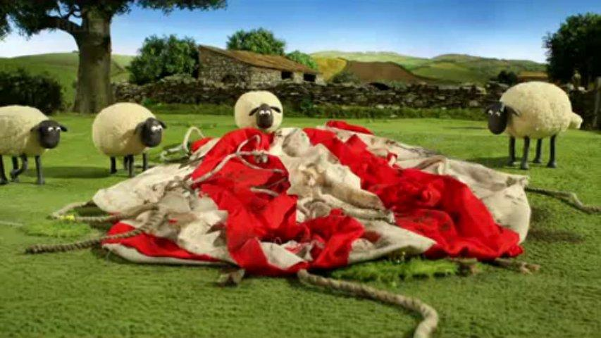 Ovečka Shaun  - Balón