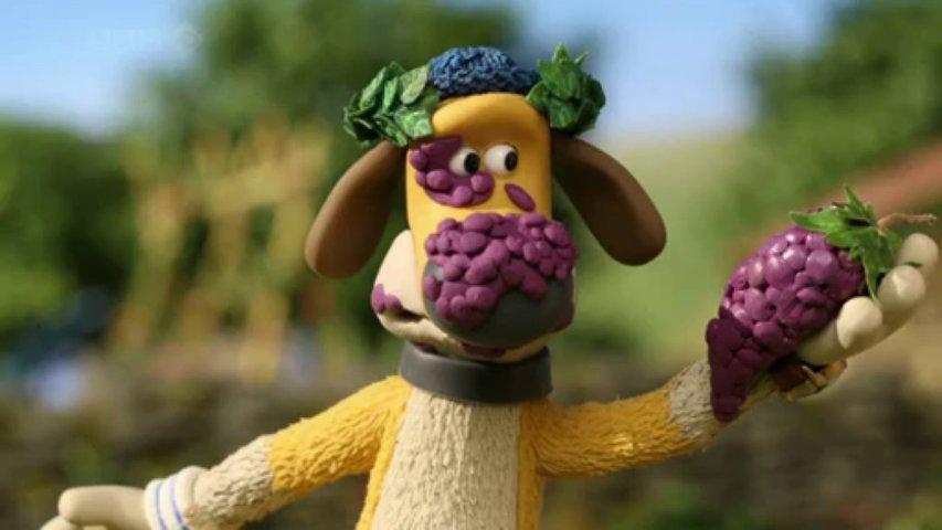Ovečka Shaun  - Sochár