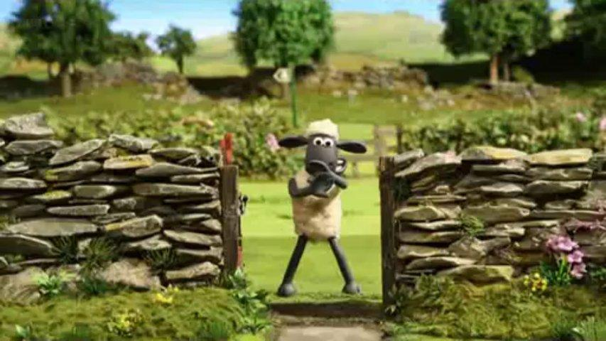 Ovečka Shaun  - Shirley Wirley