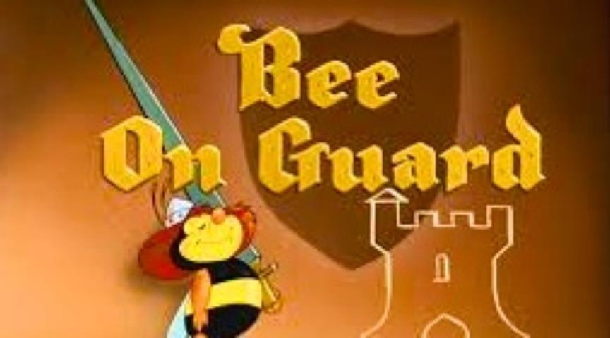 Káčer Donald - Včela na stráži