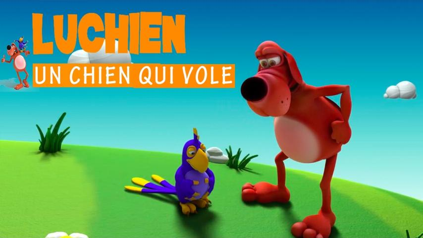Luchien - Ep. 3 - Pes ktorý kradne