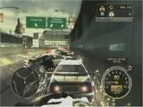 NFS: Most Wanted (gameplay chase)