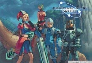 Phantasy Star Online Demo