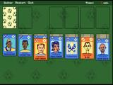 flash hra Futball Solitaire