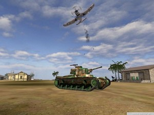 Battlefield 1942 multiplayer demo
