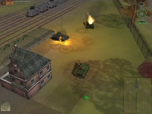 WWII: Frontline Command