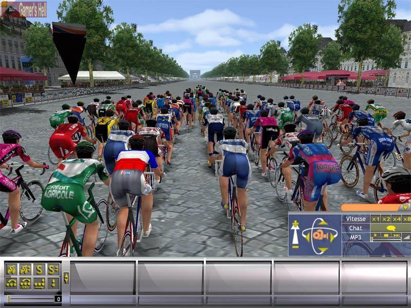 Cycling Manager 3 - demo | fullgames.sk