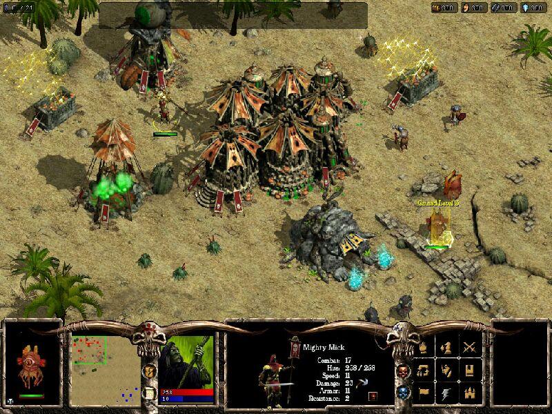 warlords battlecry 3 demo