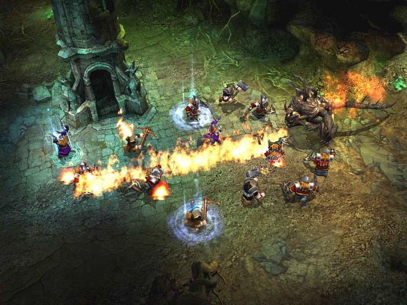 armies of exigo demo