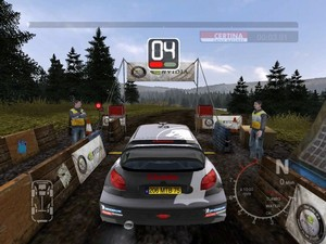 Colin McRae 2005 MP demo