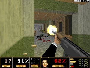 Golden Eye Doom 2 TC