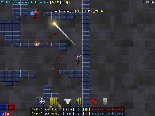 Abandongames - staré hry volně ke stažení