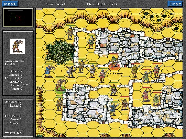 Cry Havoc: Test of Faith - free game | fullgames sk