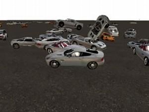 SibVRV Physics - Car Simulation