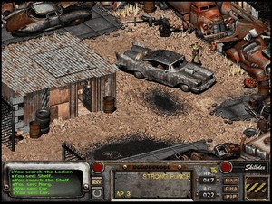 Fallout 2: Restoration Project