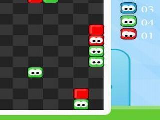 Cutey Cubes - Logická Flash hra   Online hry Cutey Cubes