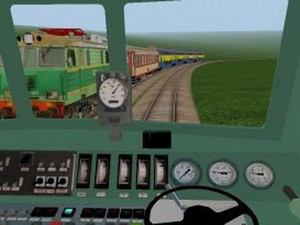 EU07 Locomotive Simulator