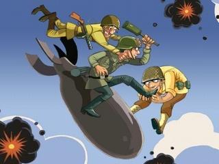 world wars game