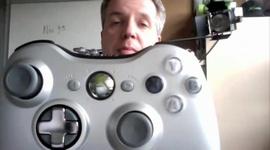 Xbox360 gamepad s novým D-padom