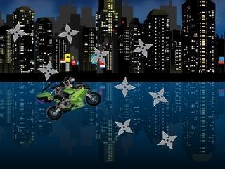 Nitro Ninjas Motorcycle Game - Free online games at
