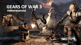 Gears of War 3 - Videorecenzia