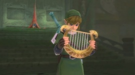 The Legend of Zelda: Skyward Sword - Origin