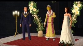 Sims 3 - Royal Wedding Parody